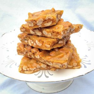 Peanut Brittle 100g $6, The Joyous Baker