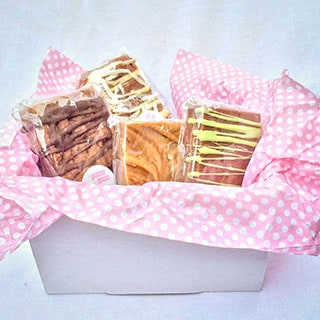 The Joyous Baker Homemade Treats online orders