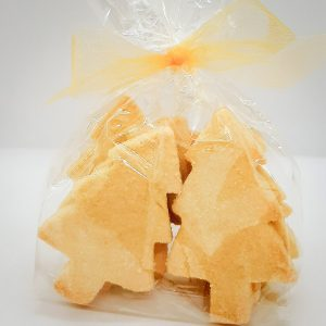 Christmas Shortbread - our traditional buttery recipe, perfect with a cup warm of tea 6x biscuits $6, The Joyous Baker